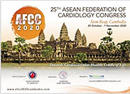 25th Asean Federation Cardiology Congress hosted by Cambodian