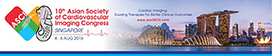 10th Congress of the Asian Society of Cardiovascular Imaging
