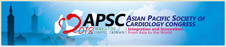 APSC2018 Asian Pacific Society of Cardiology、Asian Pacific Society of Cardiology 2018